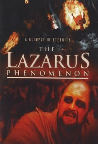 DVD. THE LAZARUS PHENOMENON - EL FENOMENO DE LAZARO