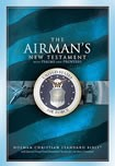 THE AIRMAN'S BIBLE WITH SLIDE TAB CLOSURE - BROADMAN & HOLMAN